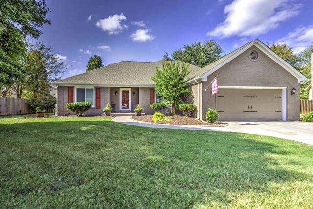 623 Crestwicke Lane, Knoxville, TN 37934 (#1097497) :: Catrina Foster Group