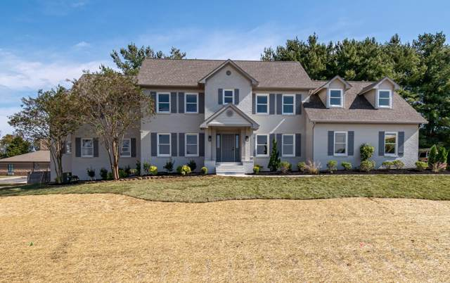2228 Sea Horse Rd, Knoxville, TN 37932 (#1097663) :: Billy Houston Group