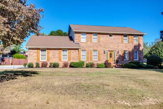 7516 Larue Lane, Knoxville, TN 37938 (#1097783) :: Billy Houston Group