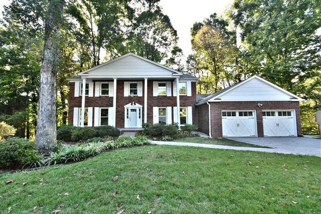 829 Sunnydale Rd, Knoxville, TN 37923 (#1097798) :: Billy Houston Group