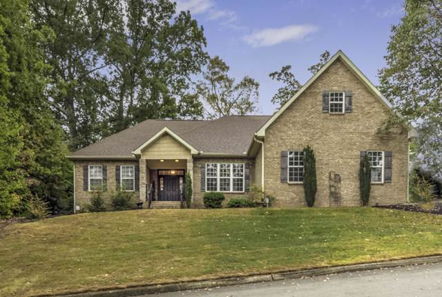 622 Devictor Drive, Maryville, TN 37801 (#1097960) :: SMOKY's Real Estate LLC