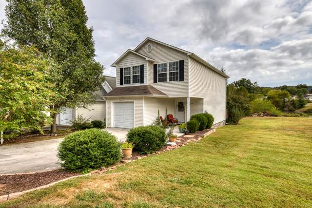 6732 Water Lilly Way, Knoxville, TN 37918 (#1097996) :: Realty Executives