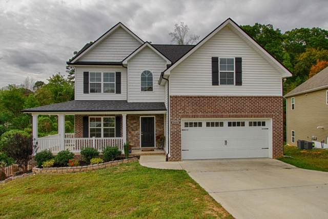 3009 Maple Knot Lane, Knoxville, TN 37931 (#1098010) :: Realty Executives
