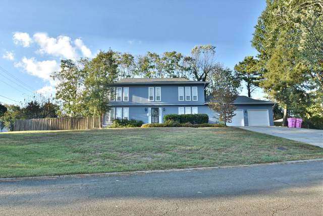 11325 Silver Springs Drive, Knoxville, TN 37932 (#1098025) :: Realty Executives