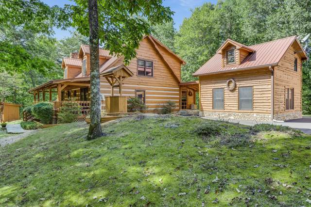 5031 Jones Cove Rd, Cosby, TN 37722 (#1098072) :: Shannon Foster Boline Group