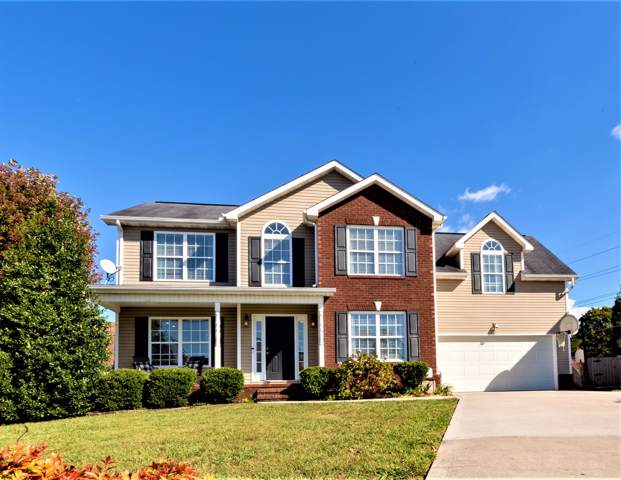 7200 Olive Branch Lane, Knoxville, TN 37931 (#1098073) :: Realty Executives