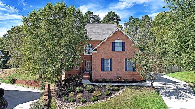 9218 Manor Crest Lane, Knoxville, TN 37922 (#1098092) :: Realty Executives