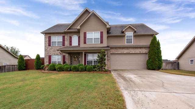 1137 Paul Lankford Drive, Maryville, TN 37801 (#1098203) :: Realty Executives