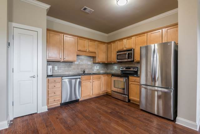 445 W Blount Ave #204, Knoxville, TN 37920 (#1098217) :: Shannon Foster Boline Group