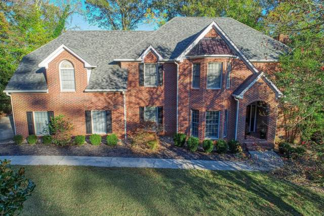 5405 Mill Ridge Drive, Knoxville, TN 37919 (#1098226) :: Billy Houston Group
