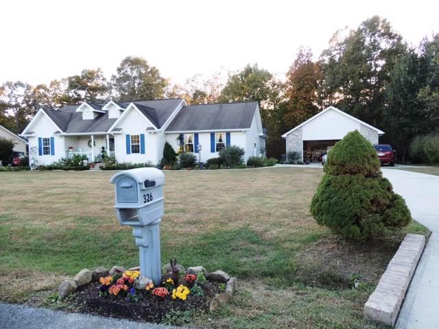 326 Sunset Ridge Dr, Crossville, TN 38571 (#1098286) :: Realty Executives