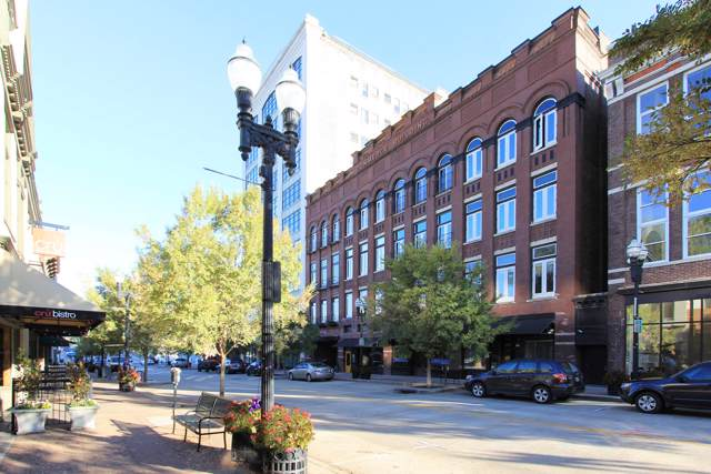 122 S Gay St #203, Knoxville, TN 37902 (#1098307) :: The Creel Group | Keller Williams Realty