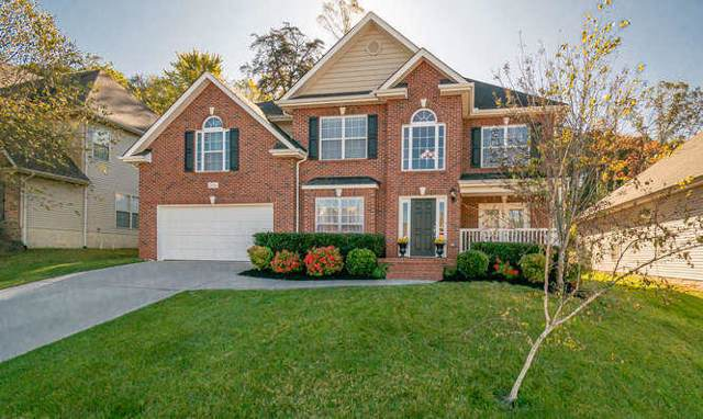 10424 Harrison Springs Lane, Knoxville, TN 37932 (#1098373) :: The Cook Team