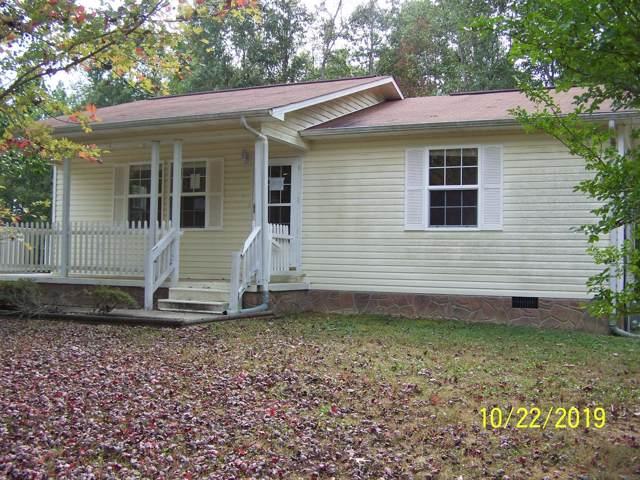 152 Oak Hill Drive, Wartburg, TN 37887 (#1098545) :: The Creel Group | Keller Williams Realty