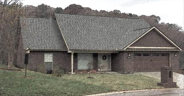 106 Montgomery Farms Drive, Friendsville, TN 37737 (#1098572) :: Billy Houston Group