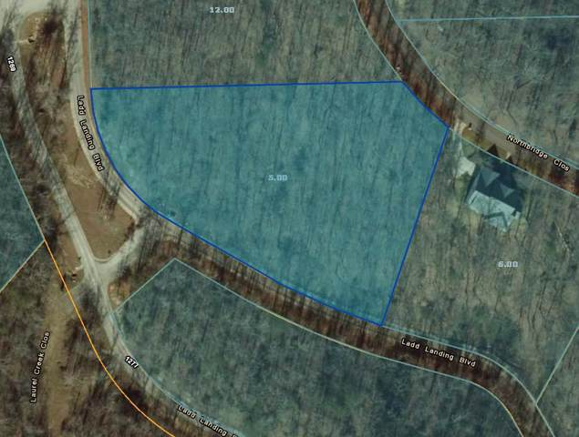 Lot 93 Northbridge Cl, Kingston, TN 37763 (#1098605) :: Realty Executives