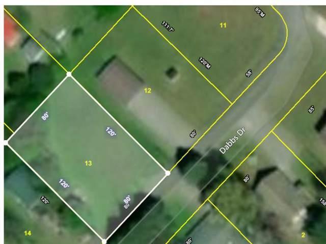 Lot 12 Dabbs Drive, Spring City, TN 37381 (#1098791) :: SMOKY's Real Estate LLC