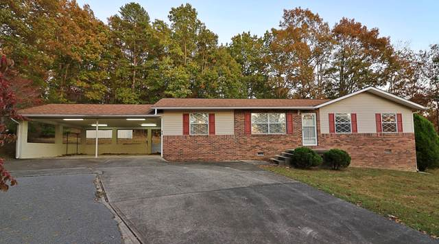 418 Carson Rd, Helenwood, TN 37755 (#1099109) :: The Cook Team