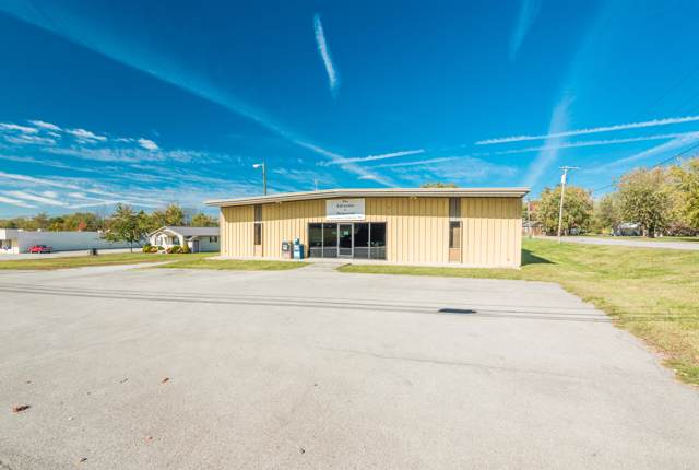 609 Sweetwater Vonore Rd, Sweetwater, TN 37874 (#1099195) :: SMOKY's Real Estate LLC