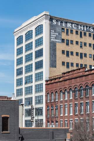 116 S Gay St #503, Knoxville, TN 37902 (#1099249) :: Billy Houston Group