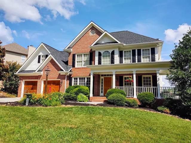 868 Garrison Ridge Blvd, Knoxville, TN 37922 (#1099568) :: Shannon Foster Boline Group
