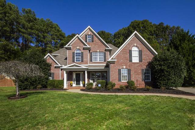 908 Andover View Lane, Knoxville, TN 37922 (#1099686) :: Shannon Foster Boline Group