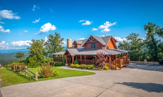 3216 Laurel Cove Tr, Sevierville, TN 37862 (#1099697) :: Billy Houston Group
