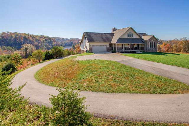 135 Shiners Bluff Drive, Madisonville, TN 37354 (#1099782) :: Billy Houston Group