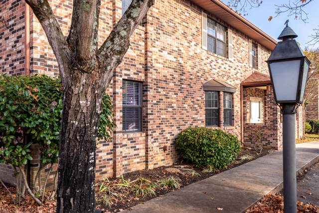 810 Highland Drive Unit 601, Knoxville, TN 37912 (#1099822) :: SMOKY's Real Estate LLC