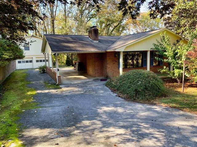 2617 Maryville Pike, Knoxville, TN 37920 (#1099994) :: Billy Houston Group