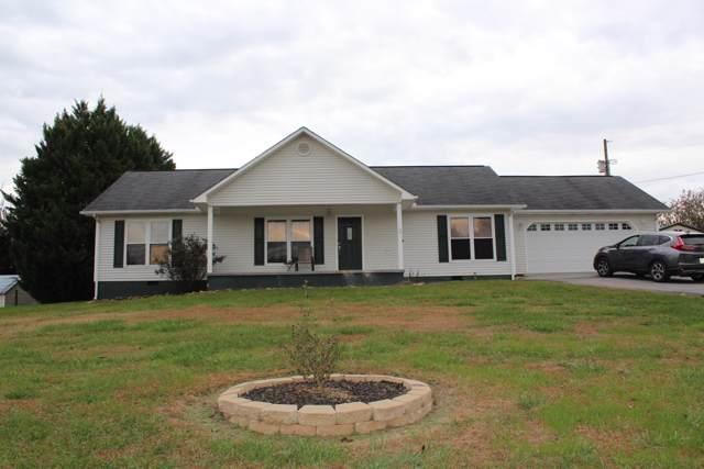 5952 Old Niles Ferry Pike, Greenback, TN 37742 (#1100117) :: SMOKY's Real Estate LLC