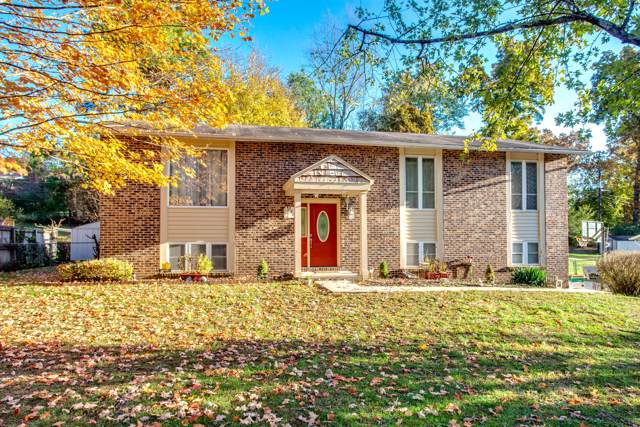 2912 Broadmeade Drive, Powell, TN 37849 (#1100167) :: Billy Houston Group