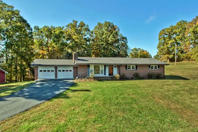 184 Forest Hills Drive, Parrottsville, TN 37843 (#1100205) :: Billy Houston Group