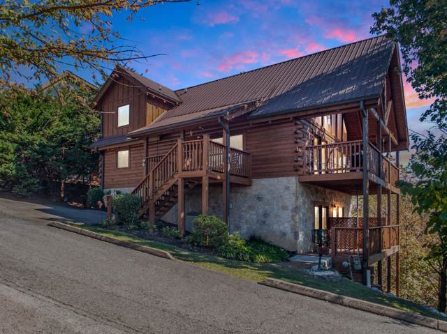 2607 Tree Top Way, Pigeon Forge, TN 37863 (#1100226) :: The Terrell Team