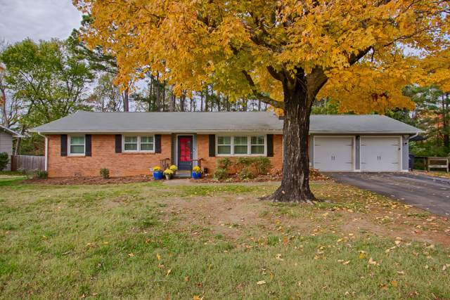 7909 Hayden Drive, Knoxville, TN 37919 (#1100498) :: Realty Executives
