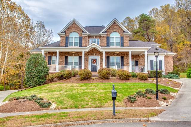 2171 Council Fire Drive, Knoxville, TN 37918 (#1100521) :: Billy Houston Group
