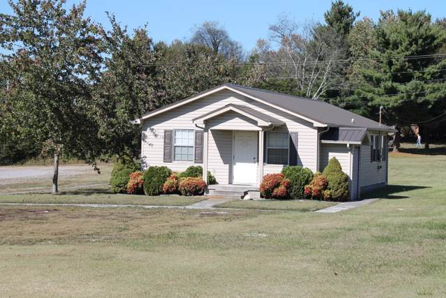 607 Sweetwater Vonore Rd, Sweetwater, TN 37874 (#1100534) :: Venture Real Estate Services, Inc.