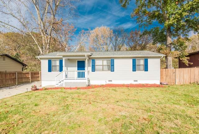 805 Lake Glen Lane, Knoxville, TN 37920 (#1100575) :: The Creel Group | Keller Williams Realty