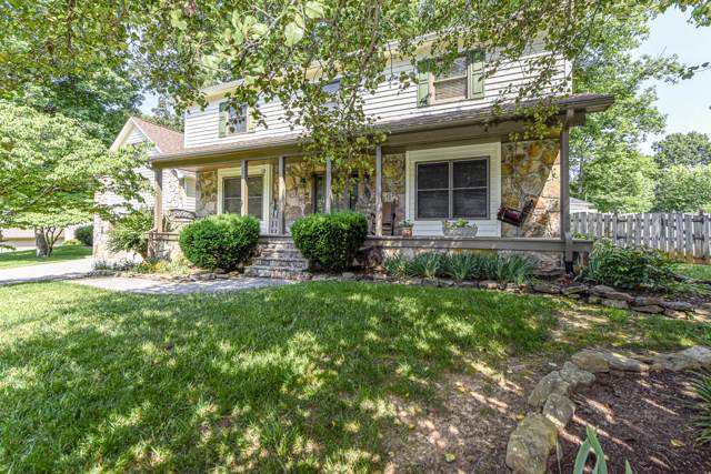 1305 Farrington Drive, Knoxville, TN 37923 (#1100805) :: Shannon Foster Boline Group