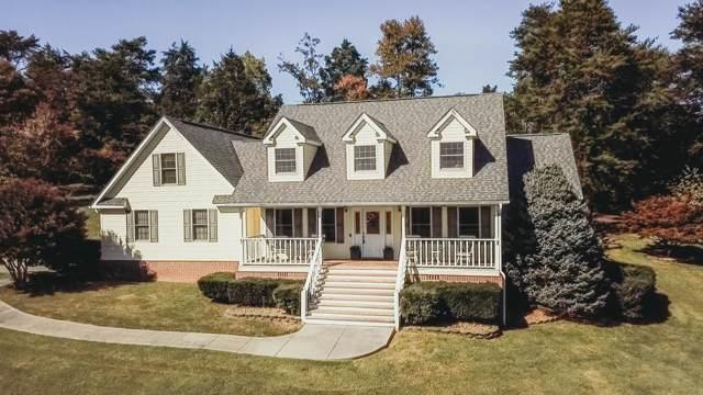 3340 Bentwood Drive, Kodak, TN 37764 (#1100909) :: SMOKY's Real Estate LLC