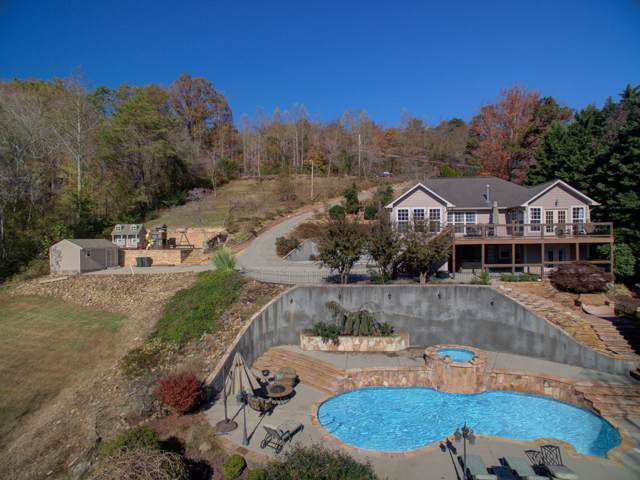 141 Settlers Rd, Harriman, TN 37748 (#1100941) :: SMOKY's Real Estate LLC