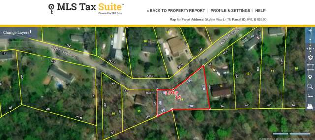 Skyline View Lane, Lot 14, Harriman, TN 37748 (#1100989) :: SMOKY's Real Estate LLC