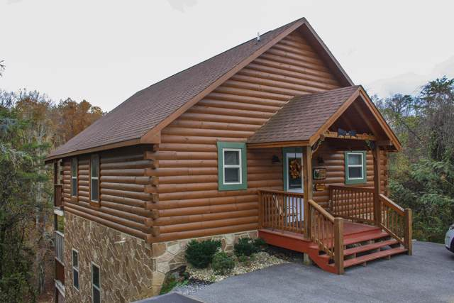 3211 Outlook Way, Pigeon Forge, TN 37863 (#1101026) :: SMOKY's Real Estate LLC