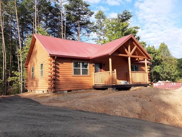 1132 Pinyon Circle, Pigeon Forge, TN 37863 (#1101079) :: SMOKY's Real Estate LLC