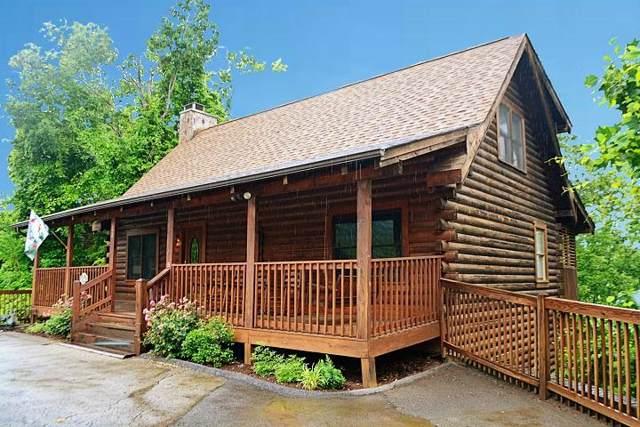 650 Kings Hills Blvd, Pigeon Forge, TN 37863 (#1101216) :: SMOKY's Real Estate LLC