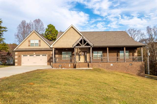 138 Rock Hill Rd, Maryville, TN 37804 (#1101217) :: Venture Real Estate Services, Inc.