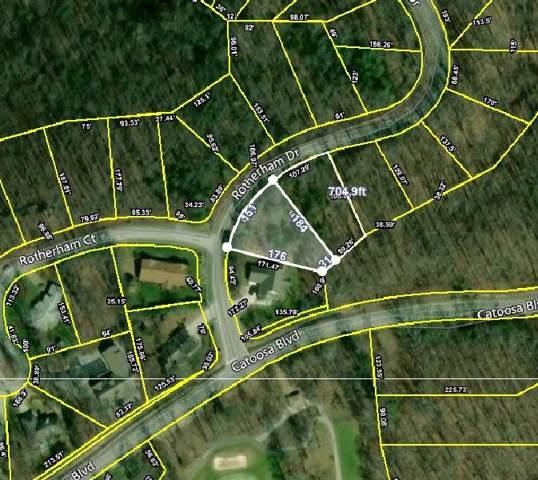 106 Rotherham Drive, Crossville, TN 38558 (#1101568) :: Catrina Foster Group