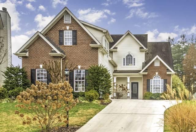 7014 Presidential Lane, Knoxville, TN 37931 (#1101612) :: SMOKY's Real Estate LLC
