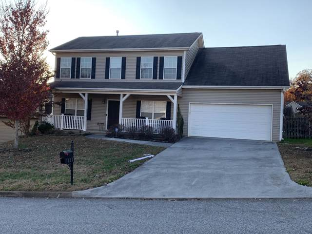 2839 Ashridge Rd, Knoxville, TN 37931 (#1101718) :: Adam Wilson Realty