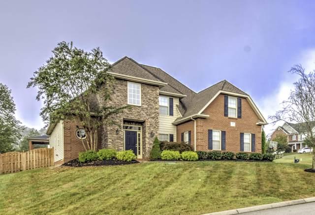 10900 Ridgegate Lane, Knoxville, TN 37931 (#1101855) :: Billy Houston Group